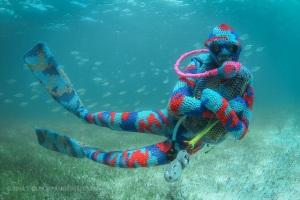 Crochet Scuba Gear